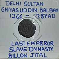 AL. EN. SONS, Coins and Stamps, 100% Genuine, UNCIRCULATED, Delhi Sultanate, Billon Coins. (GHIYAS-UD-DIN BALBAN Slave…