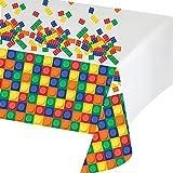 Unbekannt Creative Converting Tischdecke, Kunststoff, 137 x 102 cm