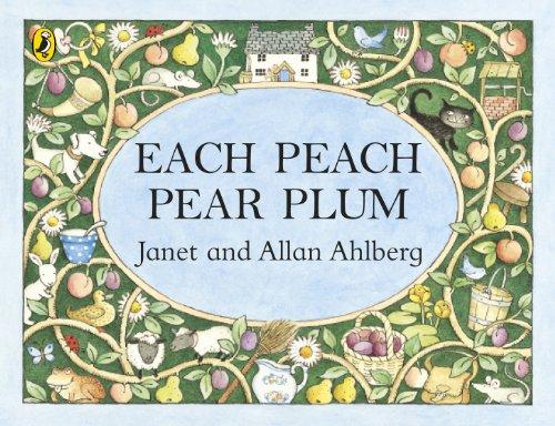 Each Peach Pear Plum (Pocket Puffin) (English Edition)