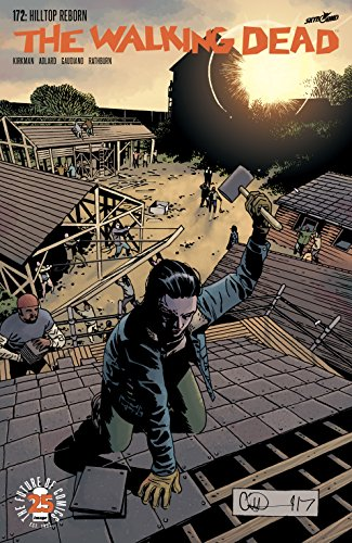 The Walking Dead #172 (English Edition)