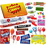 American Sweets & Candy Gift Box - Perfect Affordable Gift For Any Occasion - Letterbox Friendly Gift Box