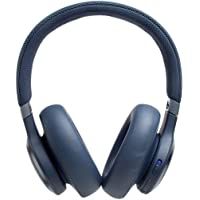 JBL LIVE 650BTNC kabellose Over-Ear Kopfhörer in Blau – Bluetooth Ohrhörer mit Noise Cancelling, langer Akkulaufzeit…