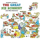 Richard Scarry's the Great Pie Robbery and Other Mysteries: 0