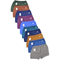 Pride Apparel Boy's Cotton Trunk (Pack of 10)