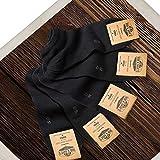 Rob & Dave's Chaussette Unisexe de sport - Sneaker - 5 paires, Hommes et Femmes - Chaussette de marque sans coutures - des chaussettes confort