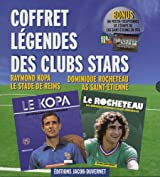 COFFRET LEGENDES CLUBS STARS
