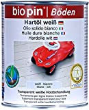 0,75L Biopin Hartöl weiss transparent