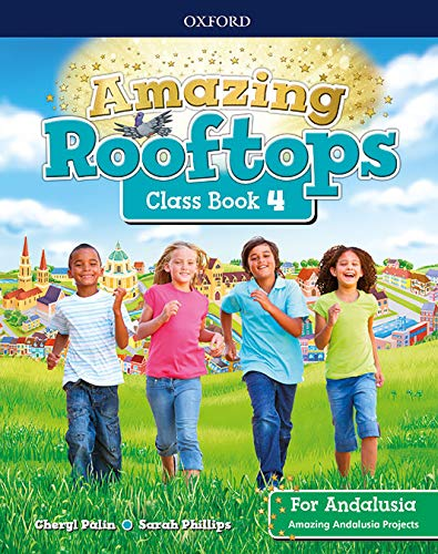Amazing Rooftops for Andalusia 4. Class Book