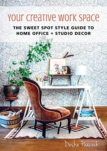 Your Creative Work Space The Sweet Spot Style Guide To Home Office Amazing Design Home Office Space Creative
