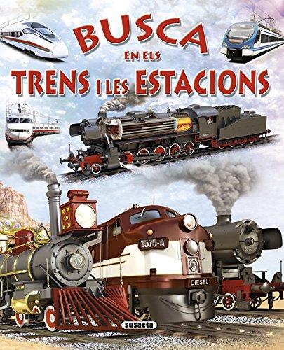 Busca en els trens i les estacions por Eduardo Trujillo