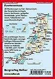 Fuerteventura: Die schönsten Küsten- und Bergwanderungen - 30 Touren - Mit GPS-Tracks (Rother Wanderführer) - Rolf Goetz
