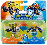Skylanders Swap Force - Double Pack 1 - Nitro Magna Charge, Free Ranger (exklusiv bei Amazon.de)