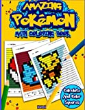 Amazing Pokemon Math: Cool Math Activity Book For Pokemon Go Fans (Math Activity Books)