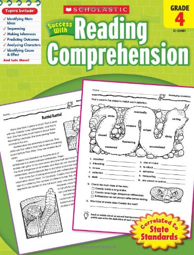 scholastic-success-with-reading-comprehension-grade-4