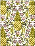 Legacy Publishing Group Medium Notebook, Ananas Blume