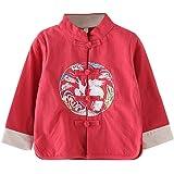 Mud Kingdom Niños Pequeños Camisa Tradicional China Traje Tang Año Nuevo