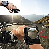 David Fast Shop Fahrradspiegel, Fahrradspiegel, Fahrradspiegel Elektrisches Fahrrad MTB Mountainbike Road Bike, Fahrrad Handgelenk Spiegel