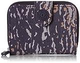Kipling New Money, Portafogli Donna, Multicolore (Water Camo), 9.5x12.5x0.1 cm (B x H x T)