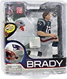 McFarlane NFL New England Patriots 2011Serie 27Tom Brady Action Figur