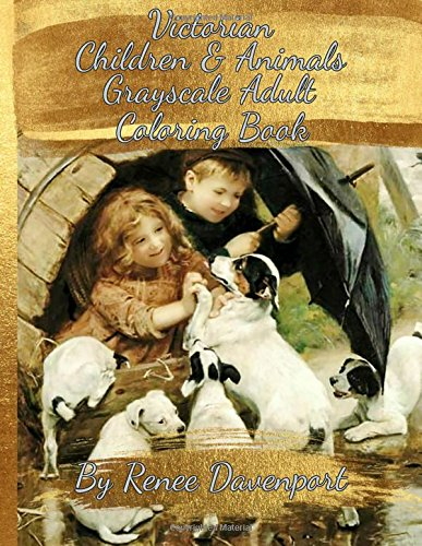 victorian-children-animals-grayscale-adult-coloring-book-30-bonus-special-effects-coloring-pages