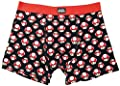 Meroncourt Nintendo Super Mario Bros. Mushrooms Shorts, Boxer Homme