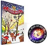 1. FC Union Berlin Adventskalender plus Aufkleber die Macht aus dem Osten / Kalender, Weihnachtskalender - Fairtrade-zertifiziert ©