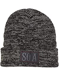 Sons Of Anarchy SOA Logo Knit Cuff Beanie Hat