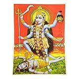 Bild Kali Mahakali 30x40cm Kunstdruck Poster Indien