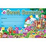 Eureka Candy Land Set of 36 Recognition Awards
