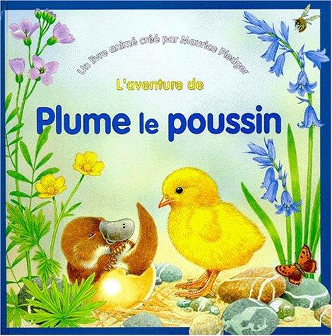 Plume le poussin (livre animé) par Maurice Pledger