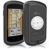 TUSITA Hoesje Compatibel met Garmin Edge Explore GPS - Siliconen Bescherming Hoes Beschermhoes Huid - Touchscreen Touring Fie