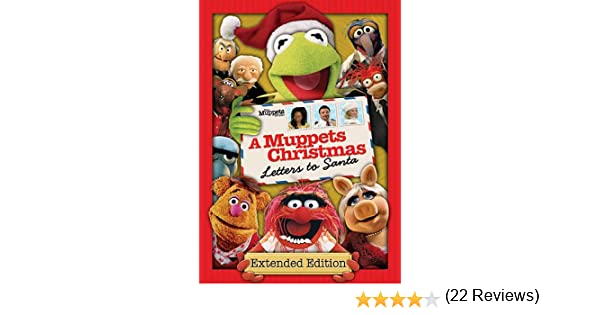 Muppets Christmas: Letters to Santa DVD 2008 Region 1 US Import ...