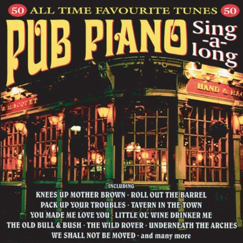 pub piano sing-a-long by various on amazon music