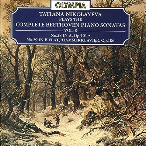 Beethoven: Piano Sonatas Nos. 28 &