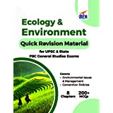 Ecology & Environment Quick Revision Material for UPSC & State PSC General Studies Exams