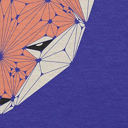 Texlab–Triangle Fox–sacchetto di stoffa Marine