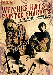 Witches Hats & Painted Chariots: The Incredible String Band and the 5,000 Layers of Psychedelic Folk Music