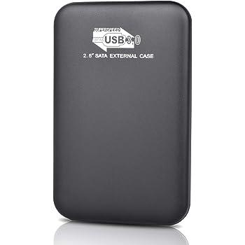 JIKT Disco Duro Externo 2tb USB 3.0 Disco Duro Externo para Mac, PC, PS4