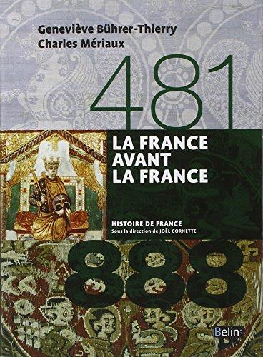 La France avant la France 481-888- Format compact