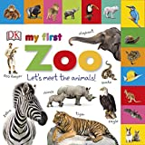 Tabbed Board Books My First Zoo