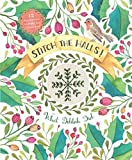 Stitch the Halls: 12 Decorations to Make for Christmas (What Delilah Did): Written by Sophie Simpson, 2014 Edition, Publisher: Collins & Brown [Paperback]