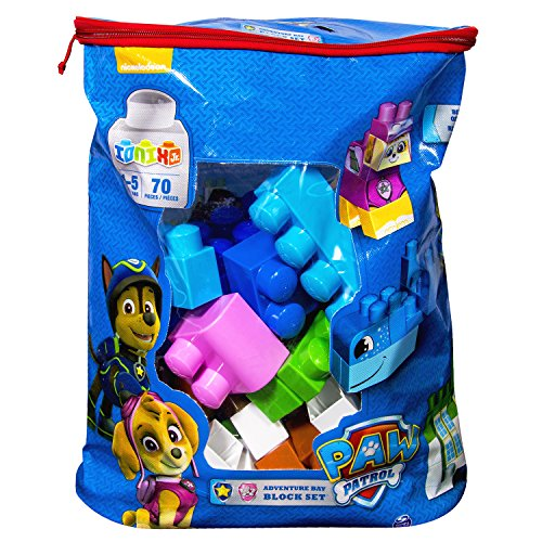 IONIX Jr  PAW Patrol, Adventure Bay Block Set