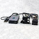 USB/SD/Aux Adapter für BMW mit 10-Pin (Rundpin) - 3er, 5er, 7er, Z3, Z8, X3 (1996-2006)