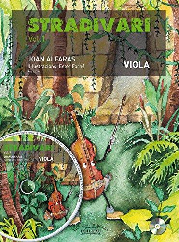 Stradivari vol. Viola