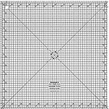 Isomars Square Quilting Scale - 12.5''
