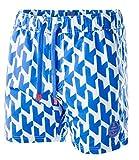 AquaWave Short de Bain Homme - Léger, à Séchage Rapide - avec Slip en Maille - pour Piscine, Plage et Loisirs - Waveshorts