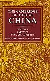 The Cambridge History of China: Volume 5, Sung China, 960–1279 AD, Part 2