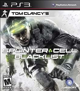 Tom Clancy's Splinter Cell Blacklist - Playstation 3 by