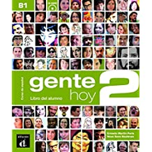 Gente Hoy 2 - Libro del alumno + CD (2015) (Ele - Texto Español)