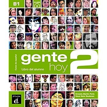 Gente hoy 2 B1 : Libro del alumno (1CD audio)